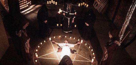 Гомосексуалисты и сатанизм