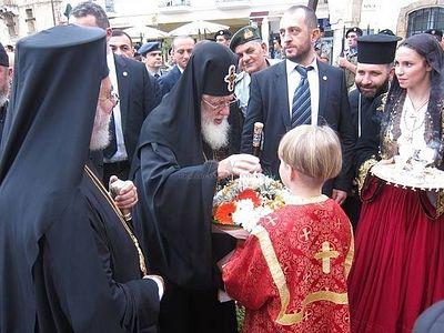 Патриарх Илия II: Очень хорошо за границей, но на Родине лучше всего