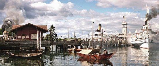 Кадр из фильма «Солнечный удар»