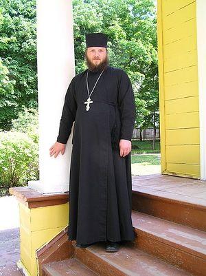 Иерей Евгений Качкин