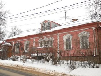 Дом священника Павла Флоренского в Сергиевом Посаде