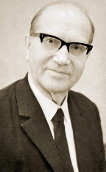 С.З. Трубачев — преподаватель института им. Гнесиных. Москва, 1970-е годы