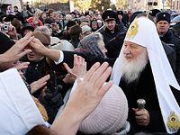 Общение со Святейшим Патриархом никого не может оставить равнодушным