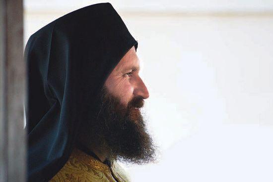 Отец Иустин (Мирон)