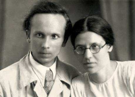 Глеб и Лидия Каледа