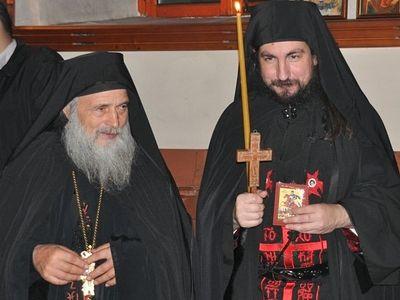 Борец с экуменизмом иеромонах Виссарион Зографский принял великую схиму