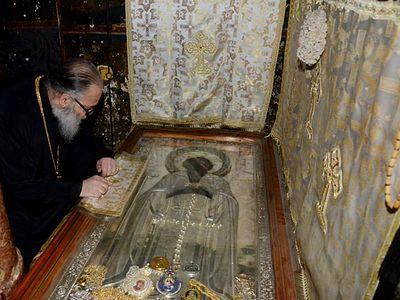Патриарх Иоанн Х: Афон – это великие молитвенные четки Вселенной