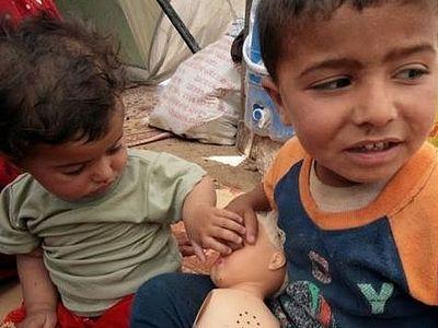 Наблюдатели зафиксировали факт истязания детей боевиками ИГИЛ