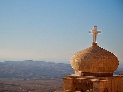Иерарх из Ирака: 1500 лет здесь не прекращались службы, и вот теперь их нет!