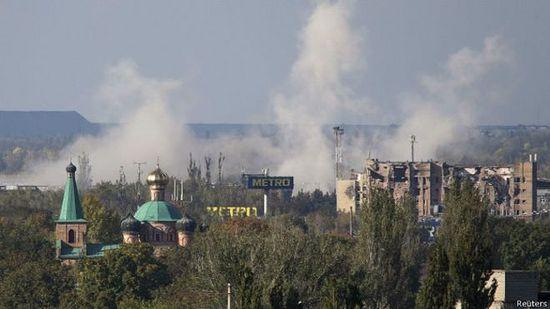 Донецк, 2 ноября 2014 г.
