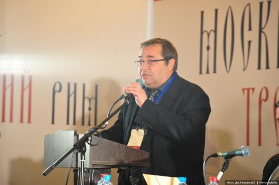 Юрий Александрович Петров, д.и.н., директор Института российской истории РАН