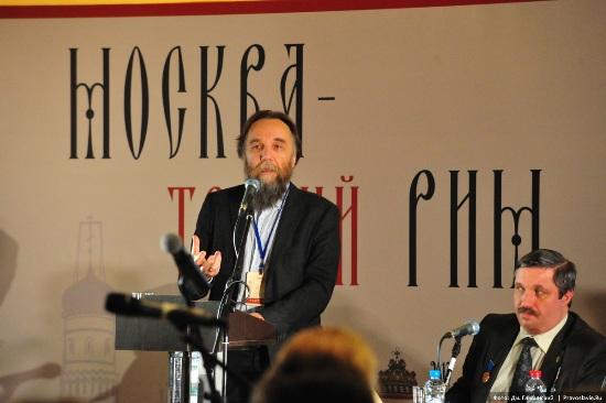 Александр Гельевич Дугин, к.ф.н., д.п.н., философ, политолог, социолог