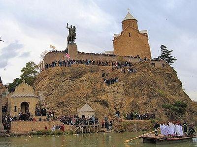 Немного о Тбилиси и его старинных жителях