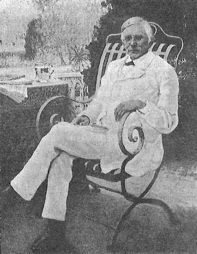 Профессор С.А. Рачинский