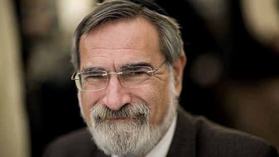 Lord Sacks believes there is a seismic shift towards de-secularisation