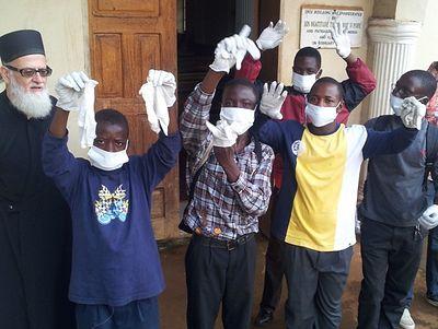 Кризис Эболы в Сьерра-Леоне и православная миссия
