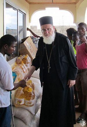 Archimandrite Themistcoles Adamopoulos