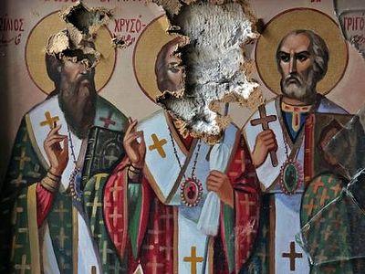 Христиане сирийского приграничного города: «Нам нет места на этой земле!»
