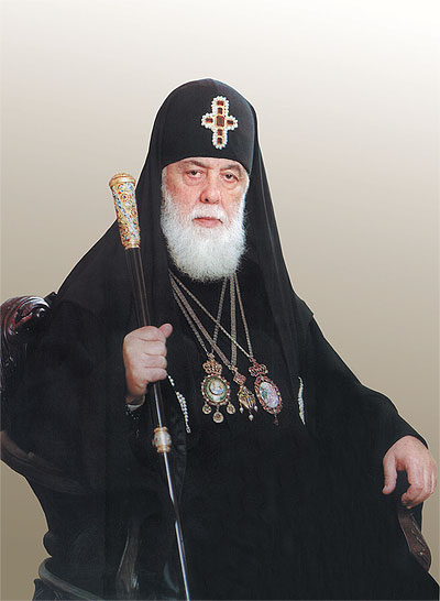 Lives of the Georgian Saints was translated into English in 2002, on the occasion of the 25th anniversary of the enthronement and the 70th anniversary of the birth of HIS HOLINESS ILIA II, Catholicos-Patriarch of All Georgia.