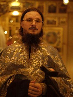 Священник Даниил Сысоев