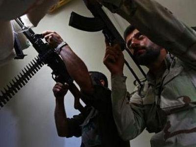 На Севере Сирии появляются христианские отряды самообороны