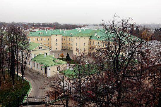 Гостиница Троице-Сергиевой лавры