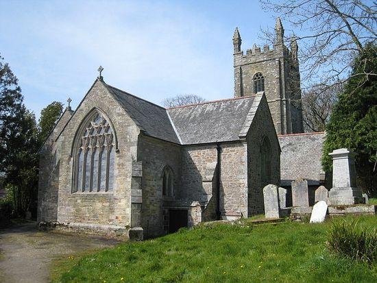 Kenwyn Church, Cornwall