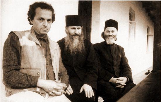 Отец Иоанникий и отец Иустин