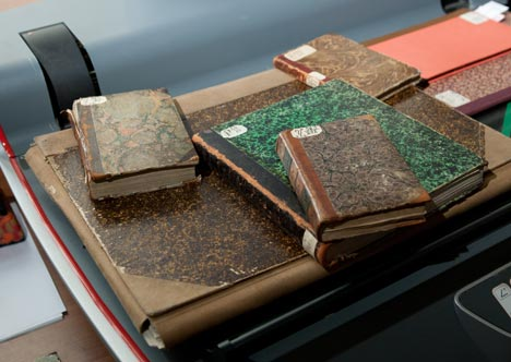 Russia has a wealth of ancient manuscripts. Source: Anton Churochkin