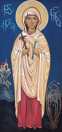 Saint Nino, Equal-to-the-Apostles and Enlightener of Georgia