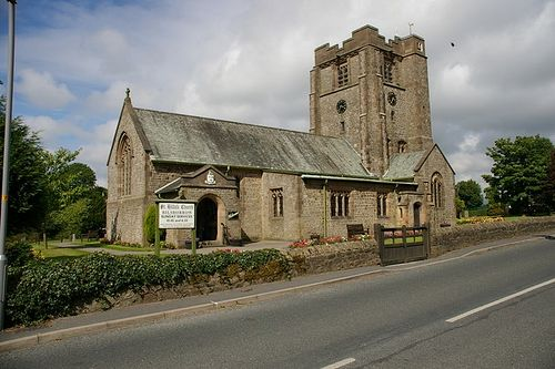 St. Hilda's Church in Bilsborrow, Lancashire