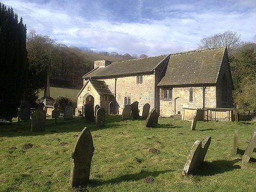 St. Hilda's Church in Ellerburn, North Yorkshire