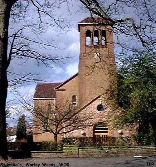 St. Hilda's Church in Warley Woods, Birmingham