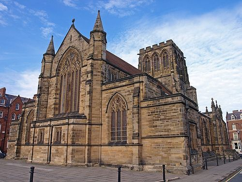 St. Hilda's Church in Whitby