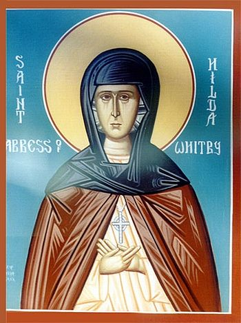 Venerable Hilda of Whitby