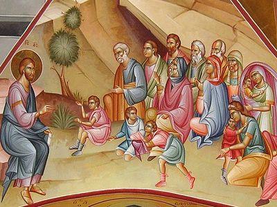 Нагорная проповедь в свете христианского подвига