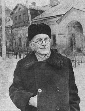 Барановский Петр Дмитриевич