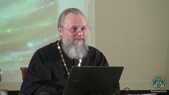Протоиерей Вадим Леонов