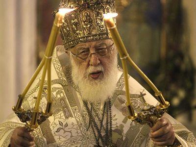 Патриарх Илия II: Насилие порождается безверием