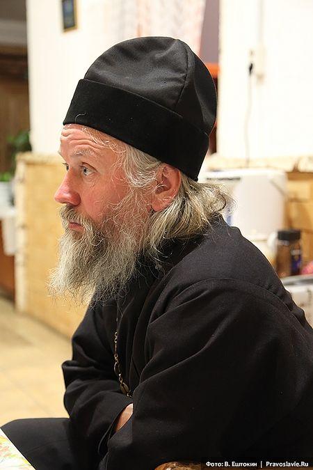 Протоиерей Анатолий Денисов
