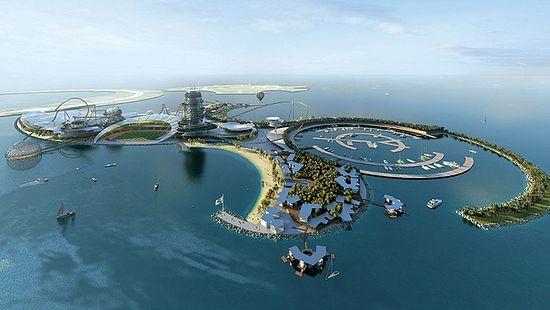 Real Madrid Resort Island откроется в январе 2015