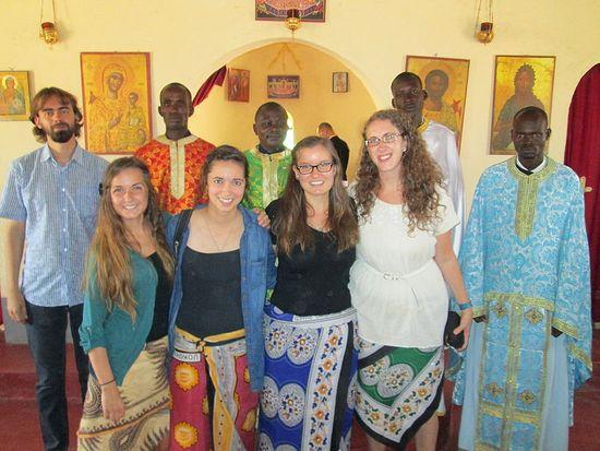 Миссионерская работа в Кении