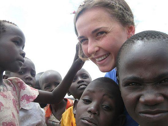 Дети Кении