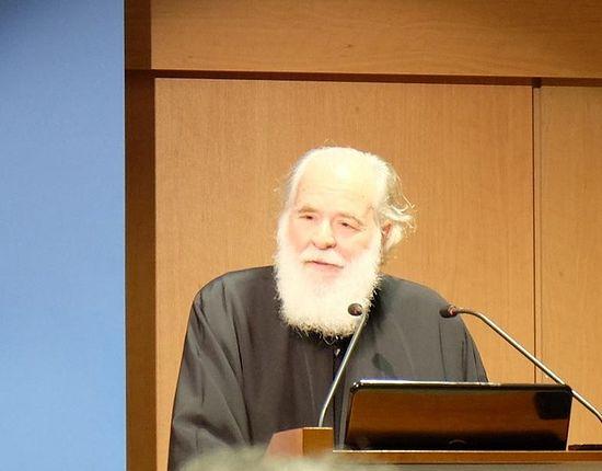 Отец Георгий Металлинос