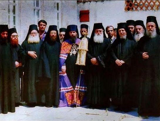 Архимандрит Авель (Македонов) – игумен русского Свято-Пантелеимонова монастыря на Афоне