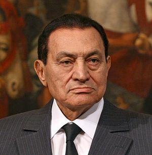 Хосни Мубарак, Президент Египта в 1981-2011 гг.