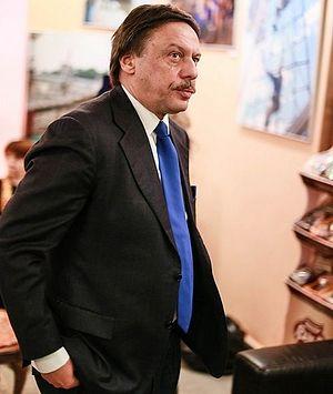 Михаил Барщевский, доктор юридических наук, полномочный представитель Правительства Российской Федерации в высших судебных инстанциях