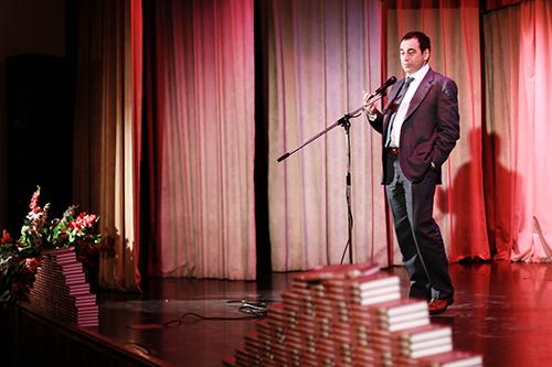 Роман Авдеев, президент благотворительного фонда «Арифметика добра»