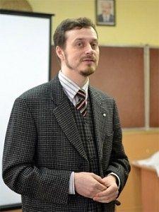 Vladislav Valakhovich, director of Human Life International's affiliate in Belarus