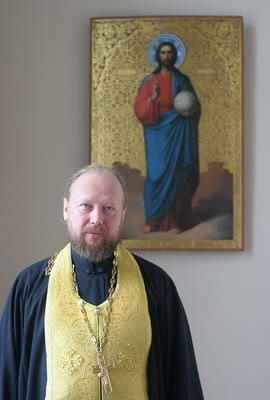 Протоиерей Константин Константинов